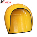 Acoustic Weatherproof Telephone Hood SOS Phone Booth Roof for Outdoor