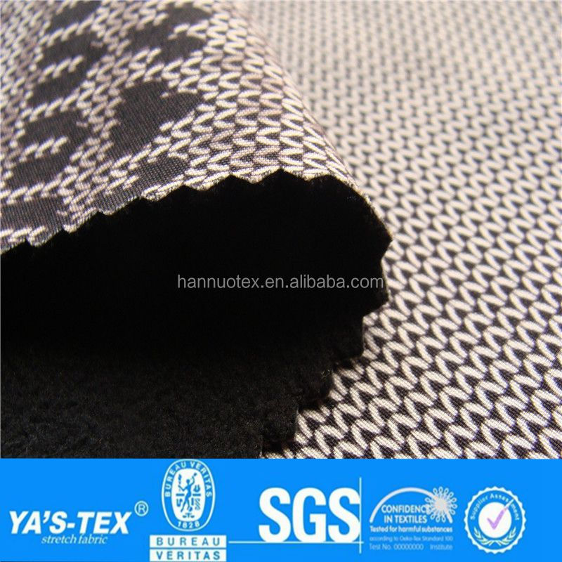 China Suppliers Polyester Jacquard Quick Dry Printed Fabric For Garments