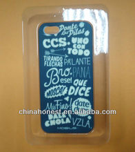 clamshell packaging for phone case, clamshell phone
