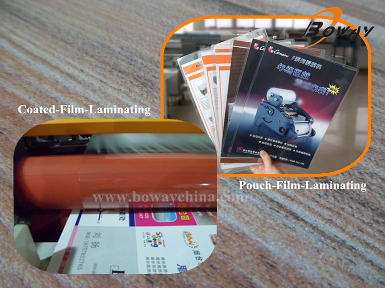 Boway 20 Year CE ISO F350 series hot roll laminator