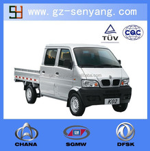 <span class=keywords><strong>Dongfeng</strong></span> Sokon doble cabina K02 <span class=keywords><strong>mini</strong></span> camiones 4 x 4 piezas