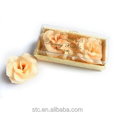 High quality hand carved flower paper soap making