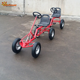 Chain drive free wheel kids go kart pedal cars for kids