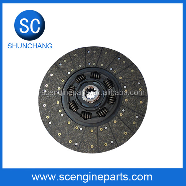 Shacman clutch disc, clutch plate,clutch cover
