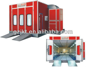 Luxury Auto Spray Booth KY-60