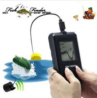 2.8 Inch Sonar Sensor Fish Finder Anti-UV