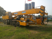 used Kato/Tadano/Demag/Liebherr/Grove/XCMG crane 120ton, used truck/mobile/hydraulic crane