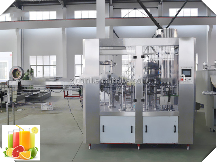 juicer filling line,machinery sale in india