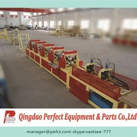 Paper protector edge production making machinery