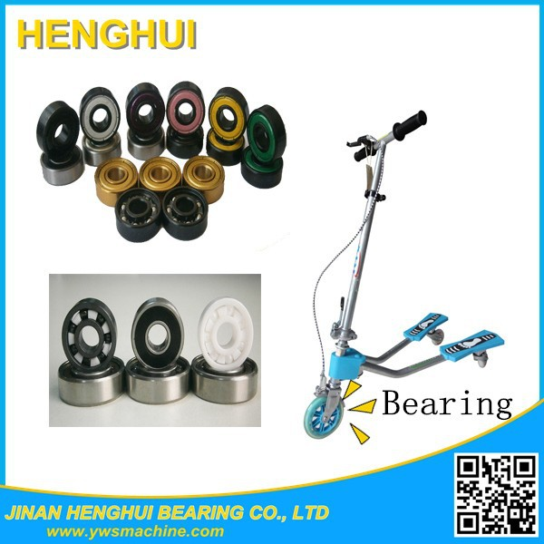 pocket bike bearing 608zz 608 2RS 608 Motorcycle ball bearings for electric scooters