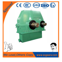 Maquinaria industrial Agitator drives milling machine gear box