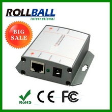 10/100M 15.4W poe extender extending distance for 150 meters