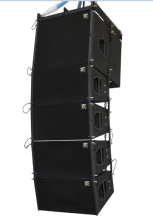 Best linear speakers dual 10 inch mini sepaker q1 line array
