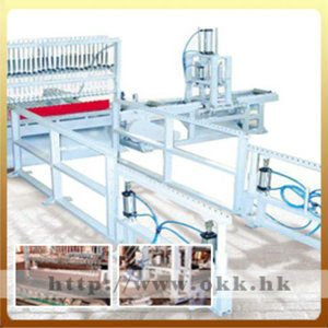 HT-500 Clay Brick Making Machine(cutting and parting machine)