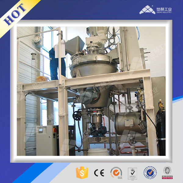 Vertical Conical Screw powder Mixer