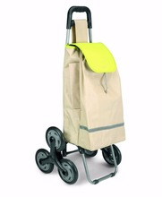 Climb Cart Stair Shopping Bag Climbing Folding Cart With Stainless Steel