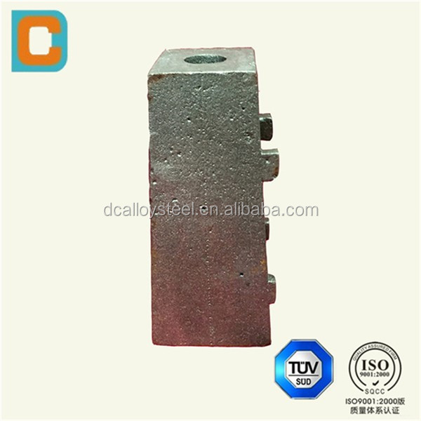 Alloy steel casting investment casting products used in Pre-Heater
