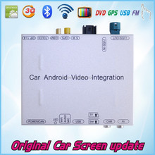Android Interface Box for 2013up GMC car models