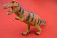 2015 custom pvc Dinosaur toys factory ,Plastic wild animal figures;custom small animal figures, mini pvc toy figures
