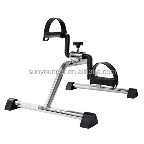 Sunyounger Pedal Exerciser Chrome Frame (Fully Assembled, no tools required) Exerciser bike