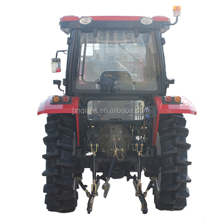 Famous brand QLN554 55hp 4wd china cheap farm tractor for sale