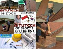 Asphalt Roofing Shingle Genteng Aspal BITUTECH
