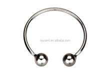 Stainless Steel Metal Delay Ejaculation Penis Cock Ring