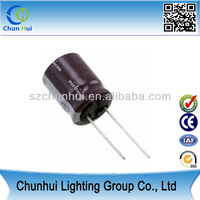 electrolytic capacitor 16v 100uf of passive component