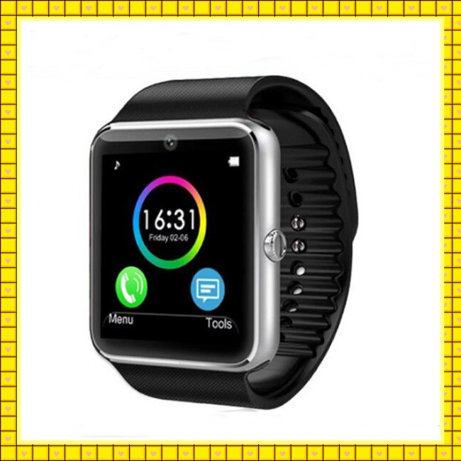 New arrival wrist watch phone with tv