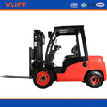 3.5 ton 7000mm hydraulic diesel forklift with 3 stage full free mast with Japanese S4S engine