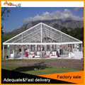 New design Waterproof flame retardant clear roof party tent for outdoor party