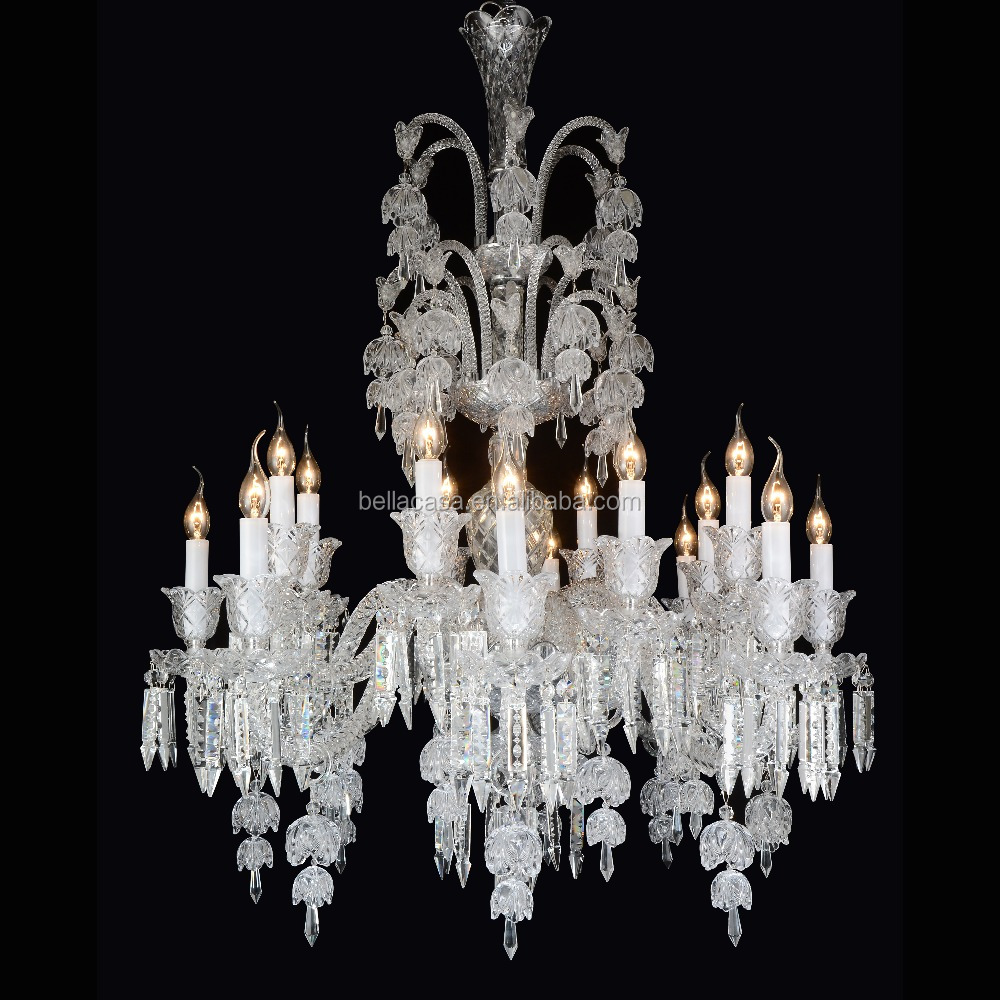 Luxurious Export K9 Crystal Chandelier Living Room lobby Light Crystal Celling Lamp