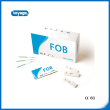 Medical Diagnostic Fecal occult blood FOB rapid test card