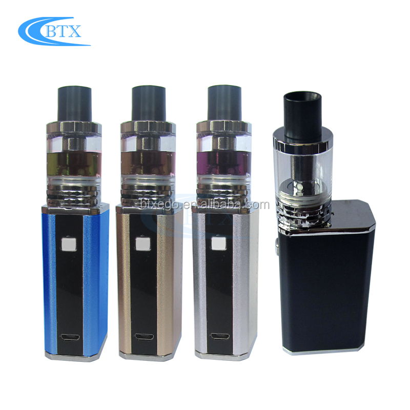 Wholesale Glass Vape Pen OEM 2.0ml Capacity 1500mAh Battery ecig Vape Mod Kit