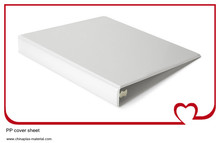Factory Price thin pvc cover plastic sheet