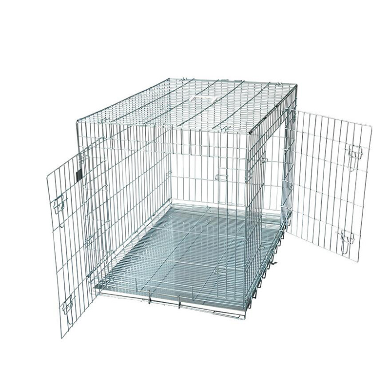 customized Cheap wholesale Metal Commercial dog cage