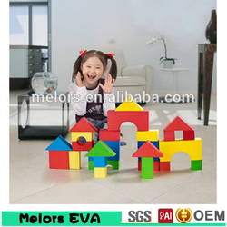 Oderless Eva Building Blocks toys for kids