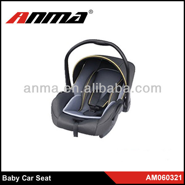 High quality safety aerate baby swivel car seat