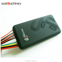 Mini Vehicle GPS Tracker GT06 with GSM & GPS antennas and SOS alarm 9V-36V