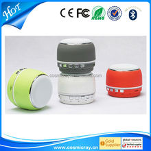 bluetooth speaker bsk10 with handsfree talk function,compatible with multimedia device.