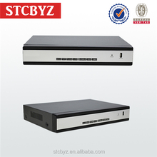 Realtime unique 8ch playback simultaneously nvr standalone dvr system