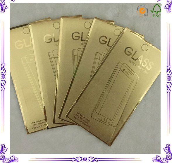 9H 2.5D Ultra Thin screen protector for iphone 6 tempered glass