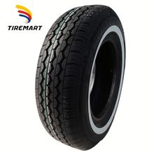 195/60R15 165/80R13 15 Inch China Radial White Wall Tyre Car Tire Pneumatici