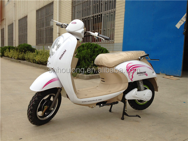 CE street legal electric moped