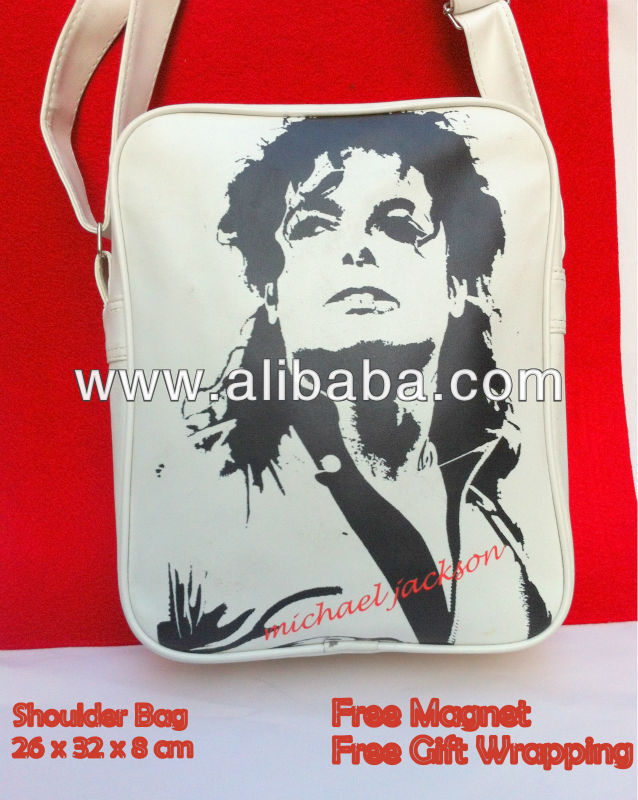 Micheal Jackson Wallets Credit Card Holder Bag Business Case Purse Men Women