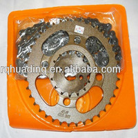 high performance motorcycle sprocket chain kit