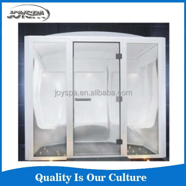 Professional Wet Sauna Room with steam generator