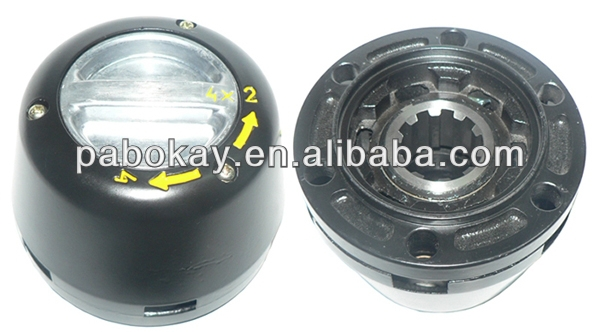 GAZ UAZ locking free wheel hubs B037