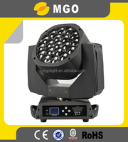 outdoor rgbw bee eye kaleidoscope effect led moving head stage light