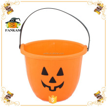 cheap plastic bucket halloween Candy Basket
